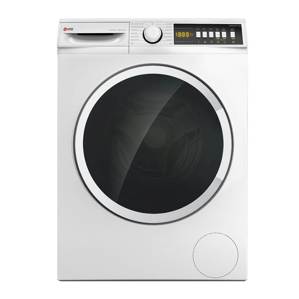 Washing and drying machines