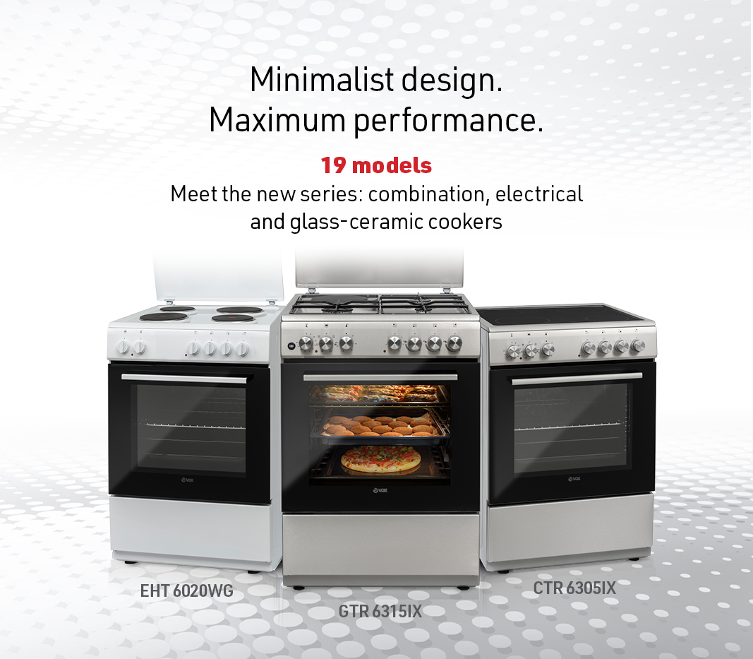 New cookers