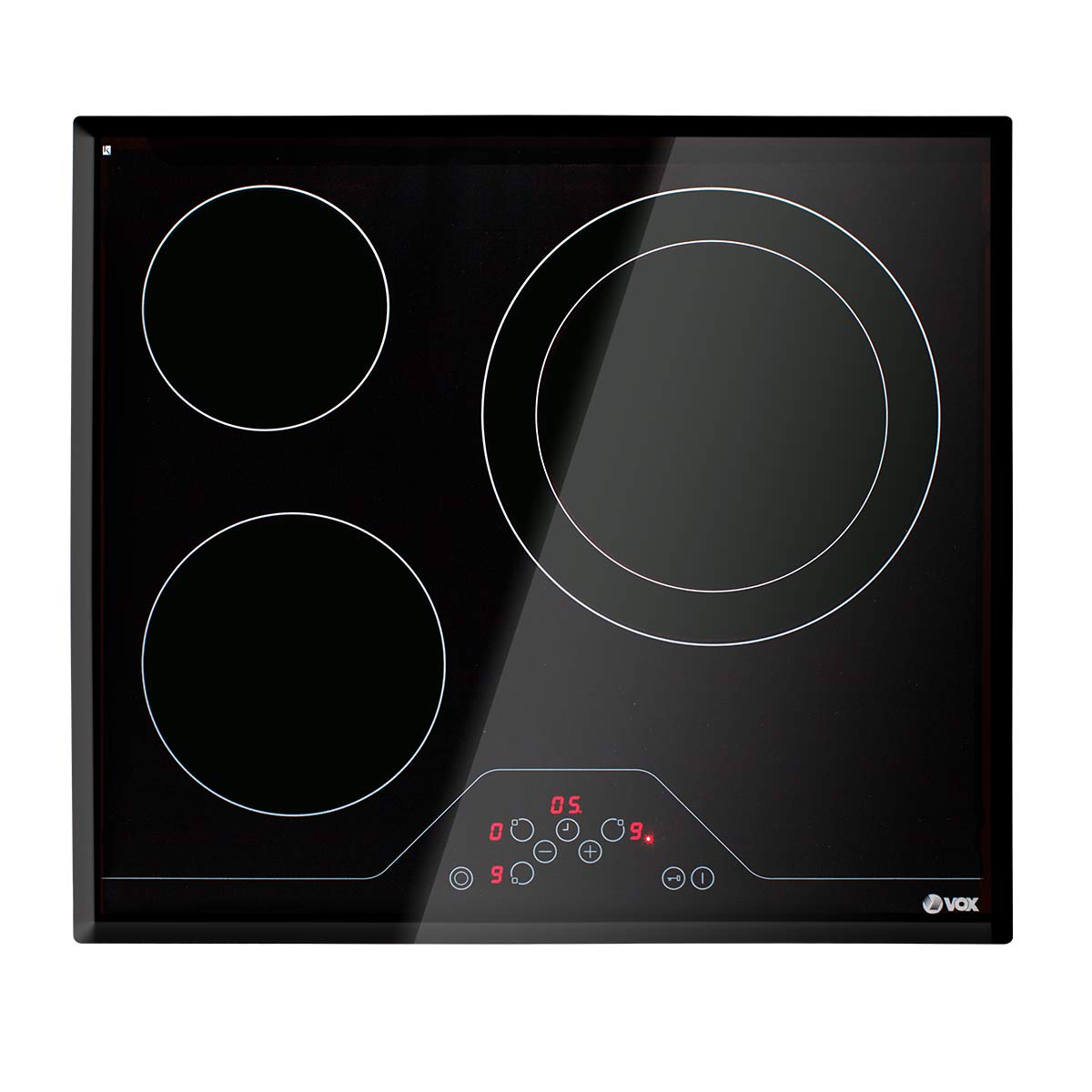 Built-in hob EBC311DB