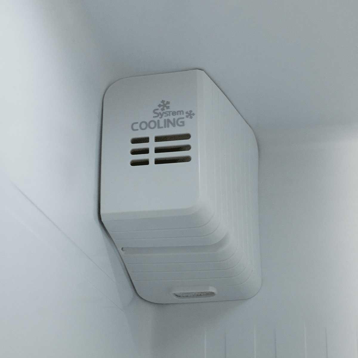 Refrigerator SBS 657 IXF