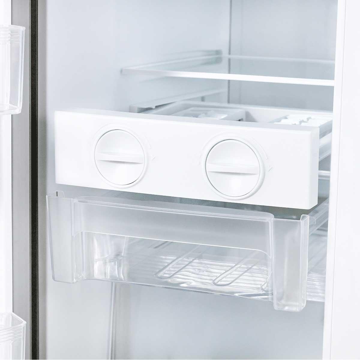 Refrigerator SBS 689 IXF