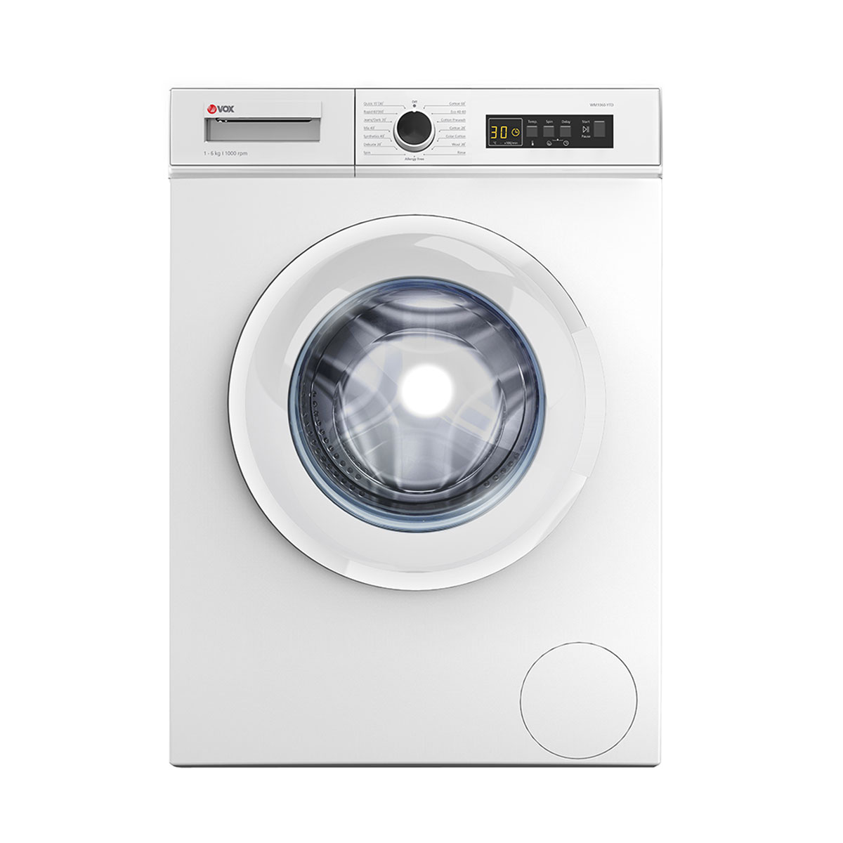 Washing machine WM1060-YTD
